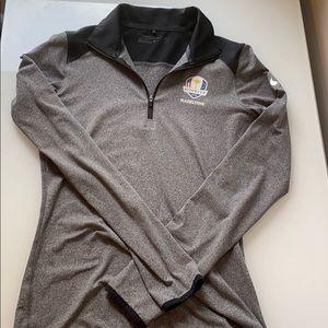 Nike Ryder Cup Golf Quarter Zip